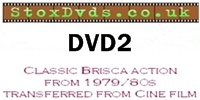 StoxDvds Brisca F1 DVD 2 classic action transferred from 1970s/80s Cine film to DVD