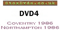 StoxDvds Brisca F1 DVD 4 from Brandon Coventry and Brafield Northampton 1986